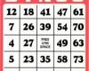 Bingo bei jungen Leute beliebt