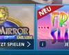 Zwei neue Merkur Spiele online